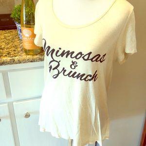 Mimosa & Brunch By Miami Sz M CUTE🦋🌸